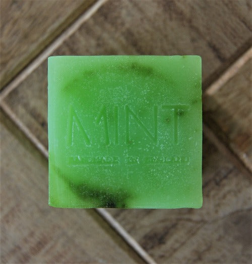 Tea Tree + Lime + Mint - 3in1 cleansing bar
