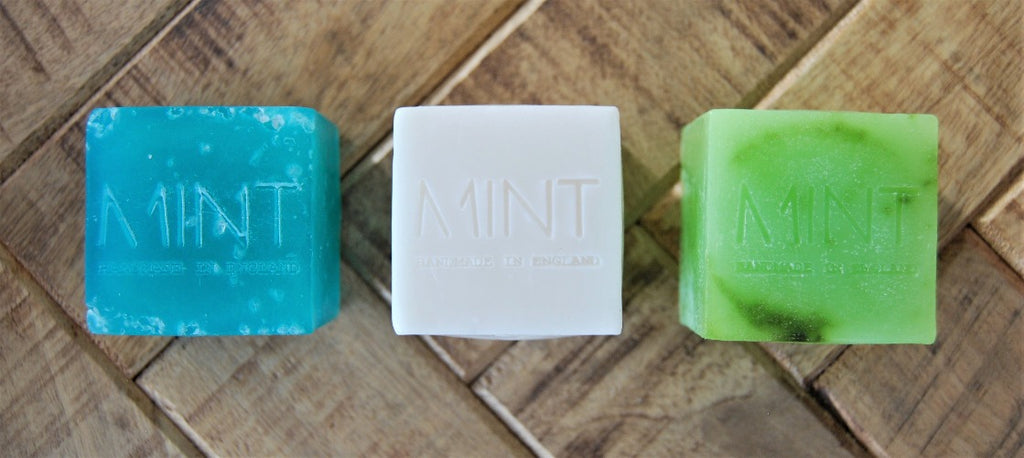 3in1 Cleansing Bar Trio