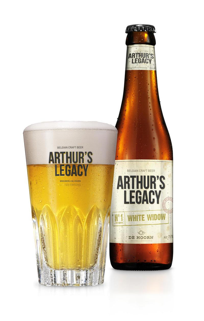 Herlancering Arthur's Legacy White Widow