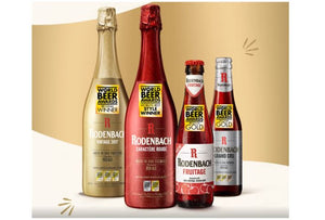 9 World Beer Awards voor Brouwerij Rodenbach en Palm