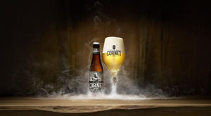 CORNET Smoked: the newest member of De Hoorn Brewery