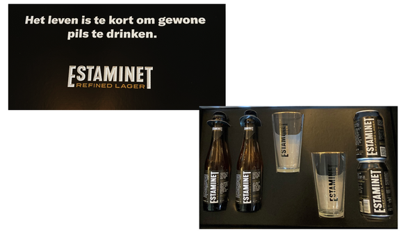 Estaminet pakket