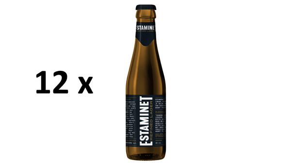 Estaminet 12x25cl