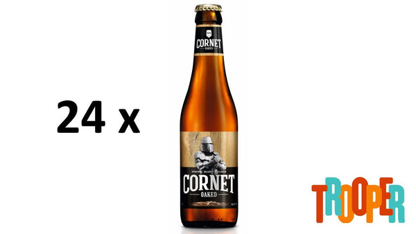 TROOPER x CORNET 24x33cl