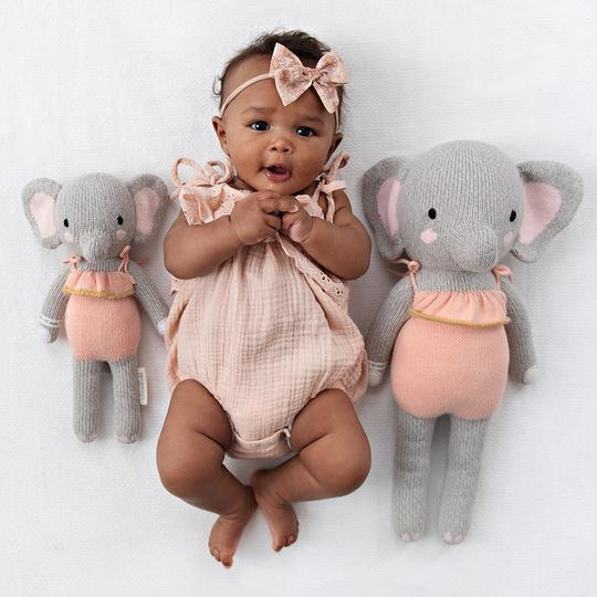 cuddle + kind / eloise the elephant / little 13""