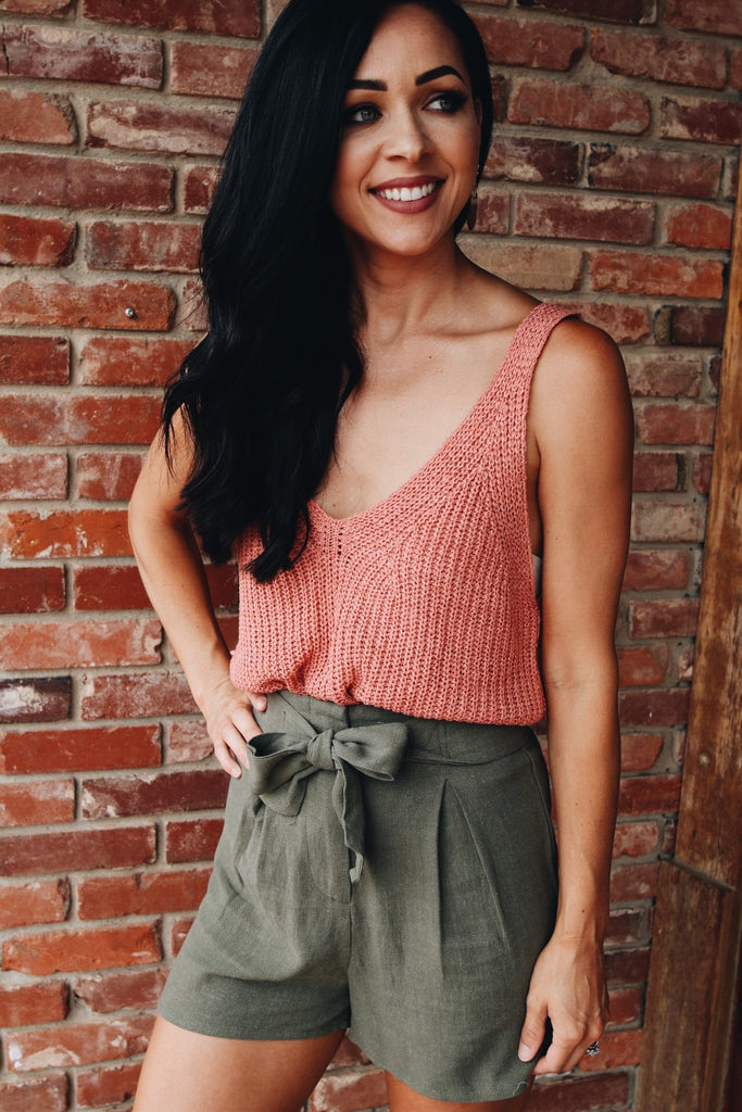 The Beth Short // Olive