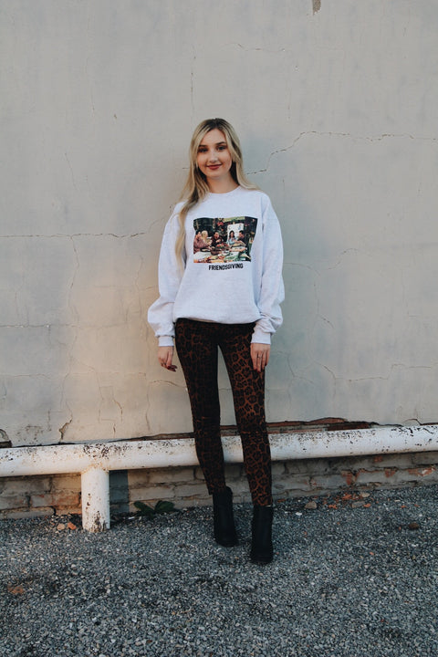 Friendsgiving Sweatshirt