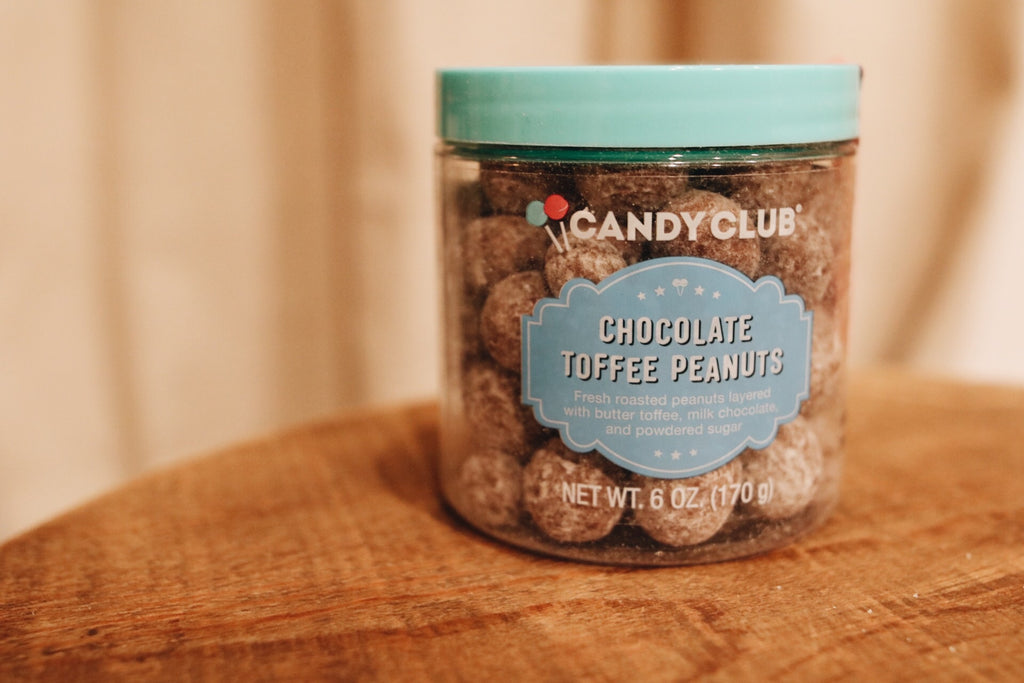 Chocolate Toffee Peanuts