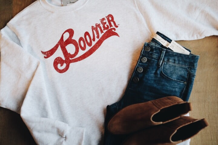 Boomer Champion Sweatshirt