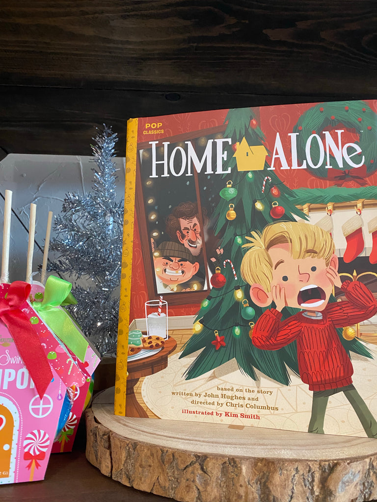Home Alone Story Book