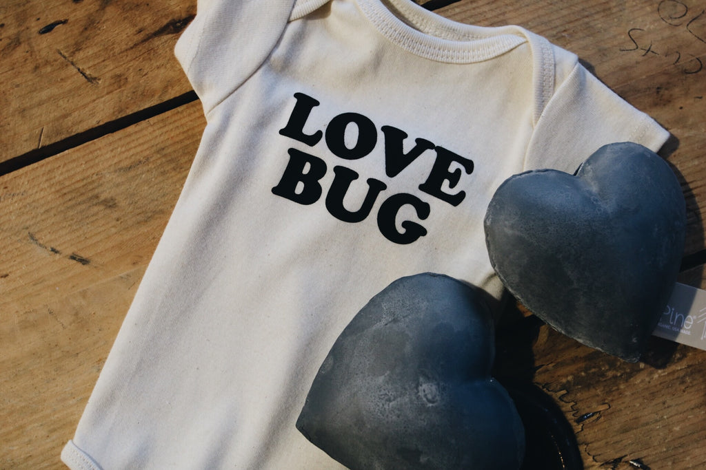 Love Bug Onesie