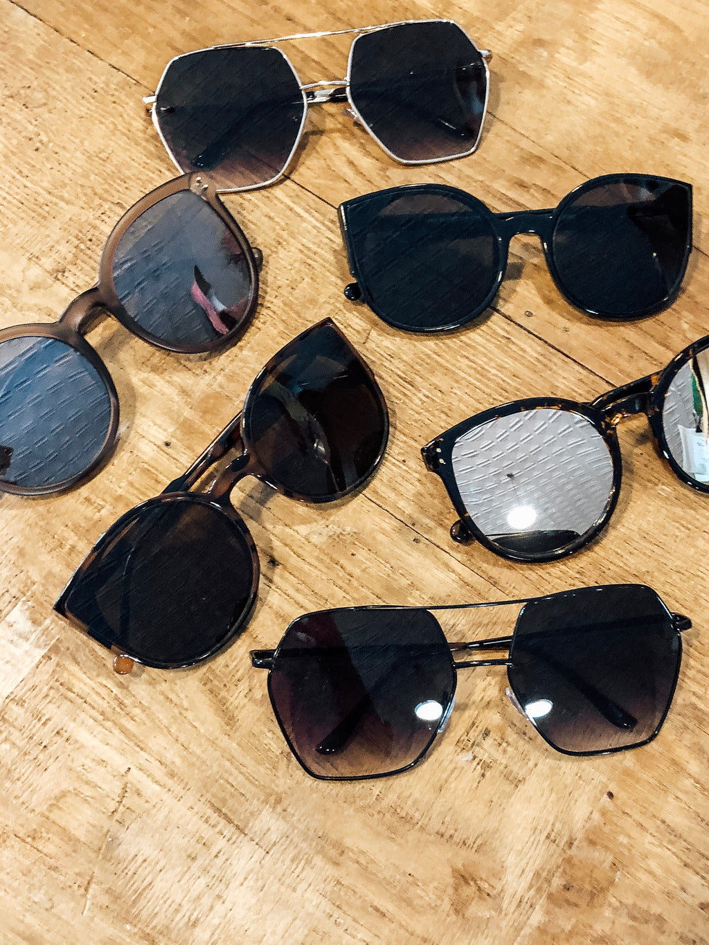 Sunglasses - assorted