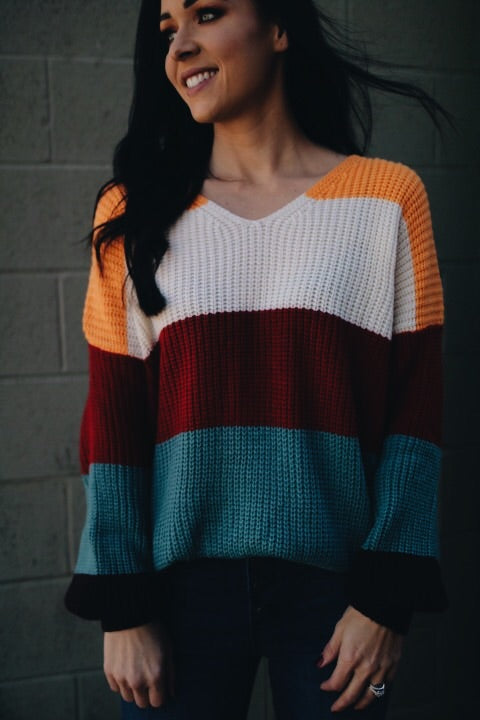 The Gabby Sweater