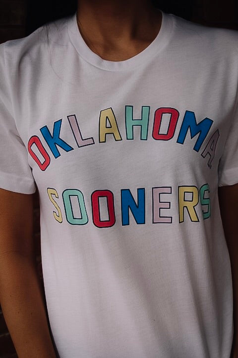Oklahoma True Colors Tee