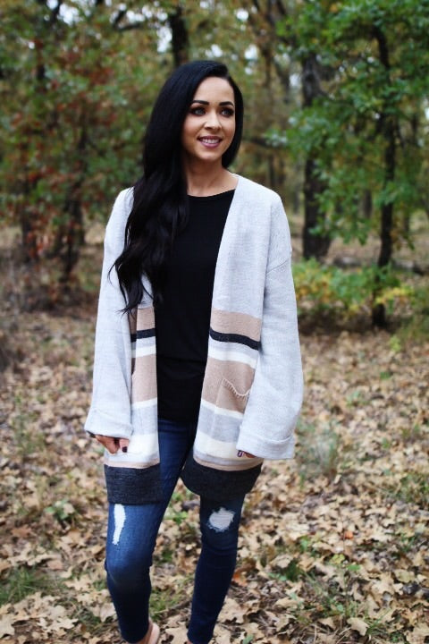 The Kylie Cardigan