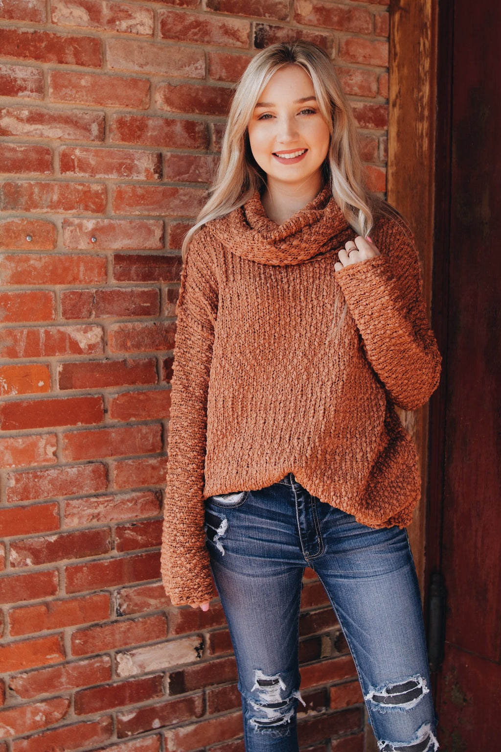 The Carlie Sweater