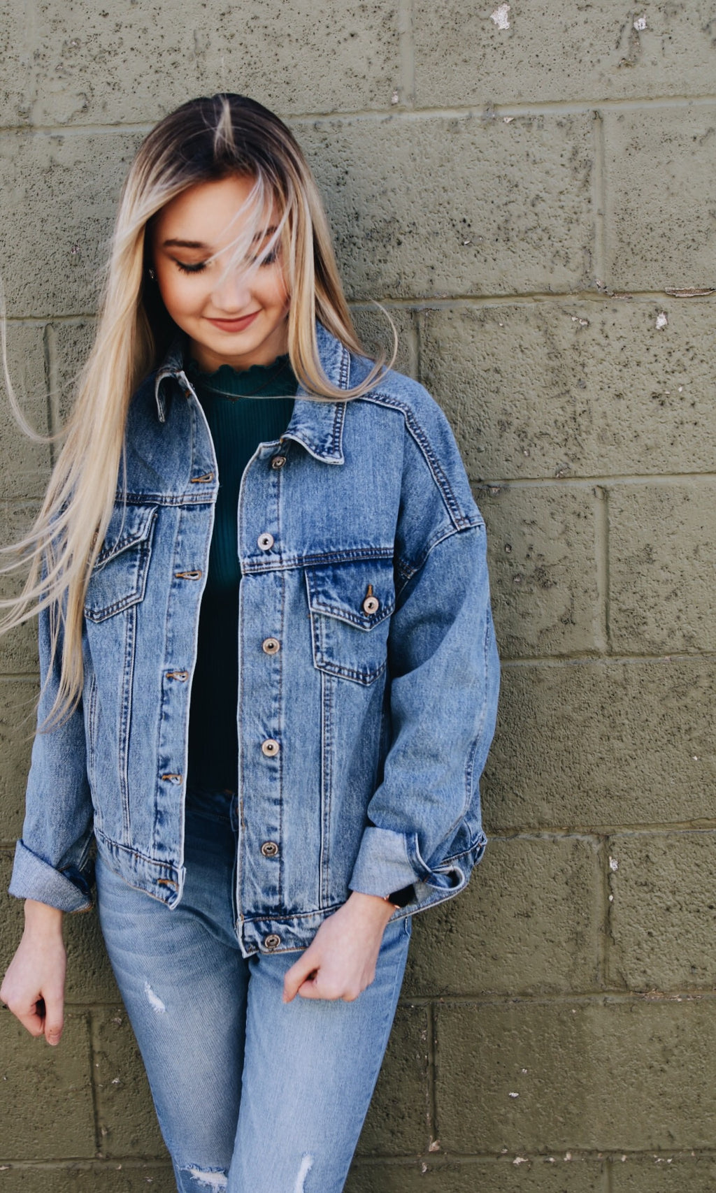 The Claire Jean Jacket
