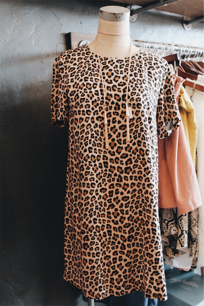 The Wild Side Dress