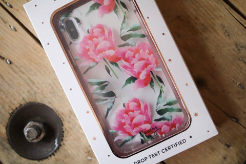 Casery Phone Case // Large Flowers