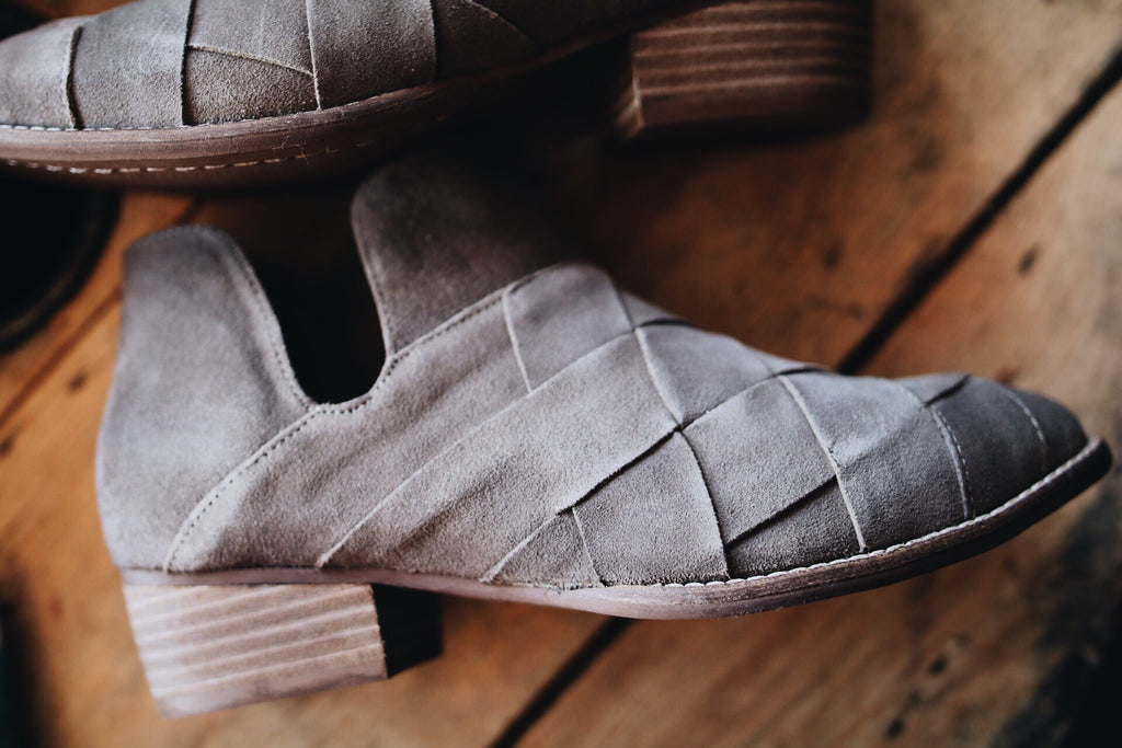The Deep Sea Bootie // Taupe