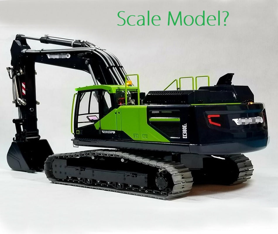 What is a Scale Model or Miniature Model - A Beginners Guide