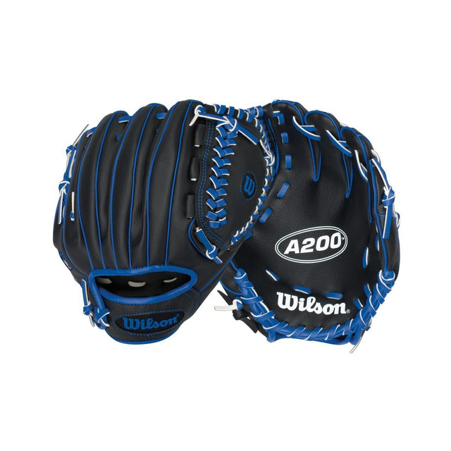 "A200 Blue 11.5"" Tee Ball Glove - Right Hand Throw"