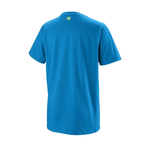 Boy's Tramline Tech Tee