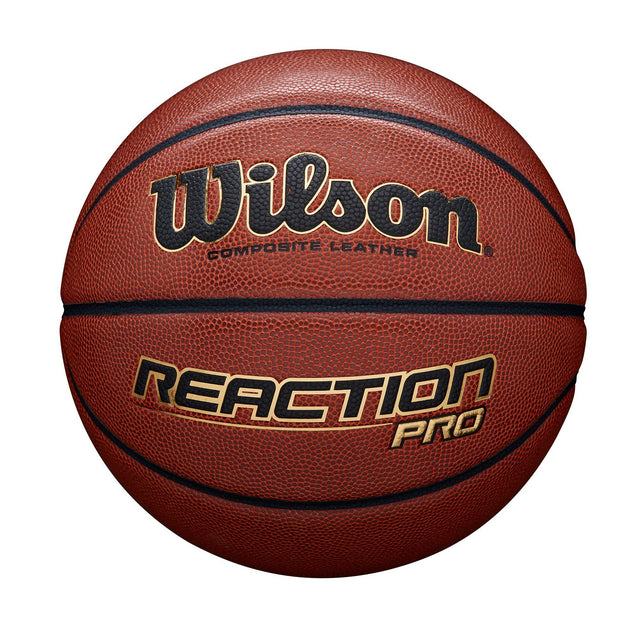Reaction Pro Premium Basketball