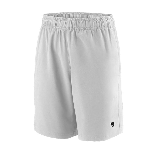 "Boy's Team 7"" Short - White"