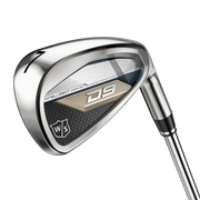 Staff D9 Iron - Steel