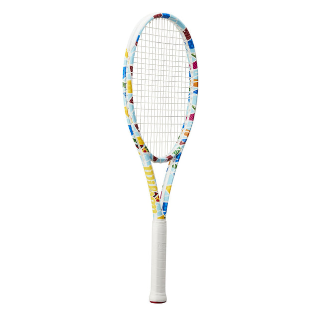 Clash 100L Wilson x Britto Edition Tennis Racket Frame