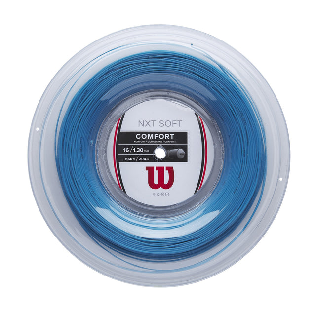 NXT Soft 16 Tennis String - Reel