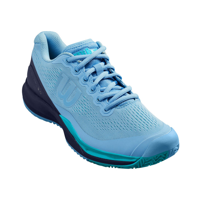 Women's Rush Pro 3.0 Tennis Shoe - Light Blue