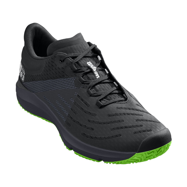 Men's Kaos 3.0 Tennis Shoe - Black/Green
