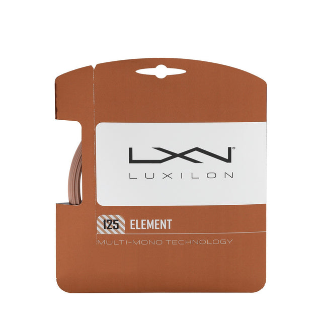 Luxilon Element 125 String -  Set