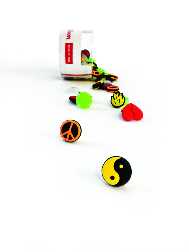 Bowl O' Fun Tennis Vibration Dampener - 65 pack
