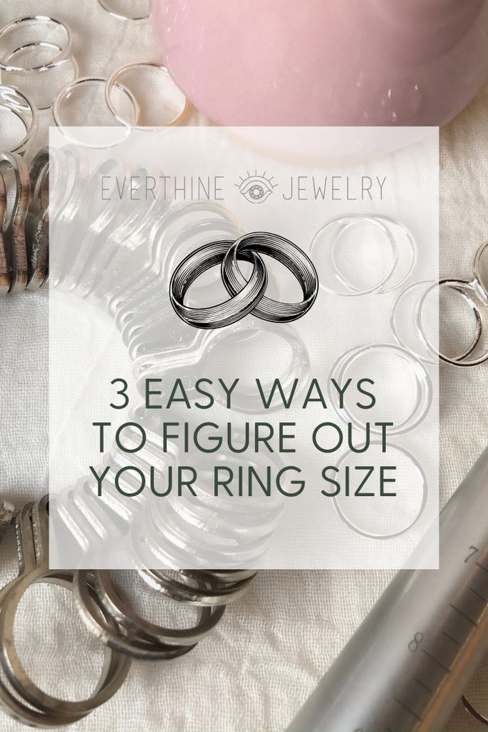 3 Easy Ways to Figure Out Your Ring Size