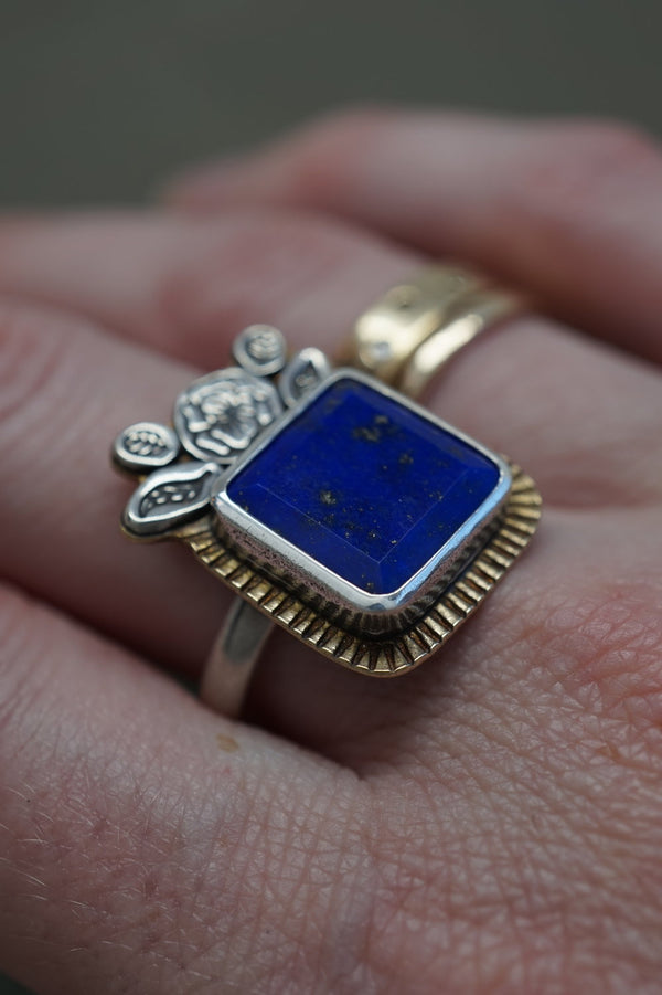 Boutique Lapis Ring