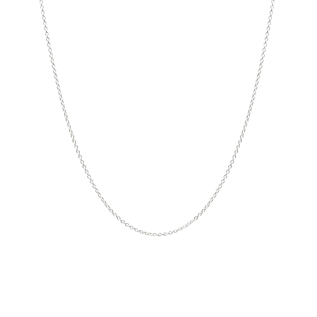 "Mini Chain Necklace - Shiny Finish in 16"", 18"" & 20"""