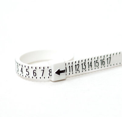 Ring Sizer a.k.a. Adjustable Finger Gauge