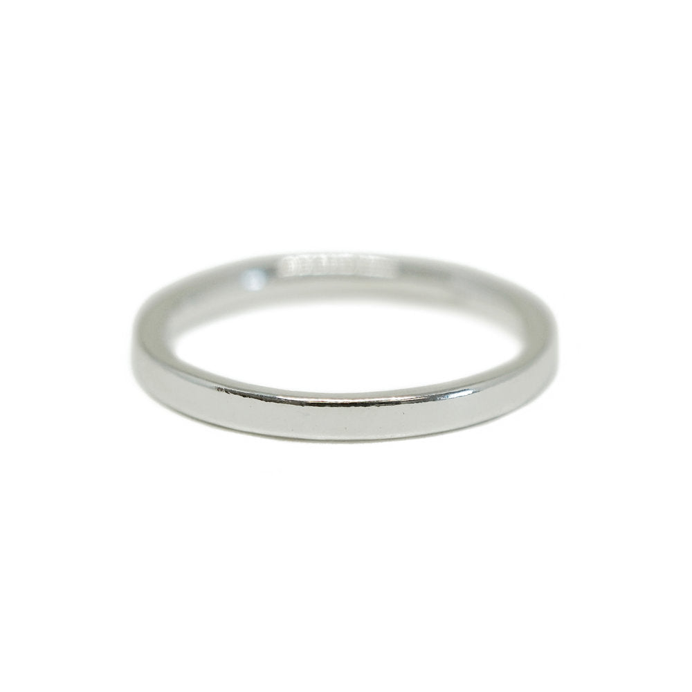 Essential Band Ring in Sterling Silver