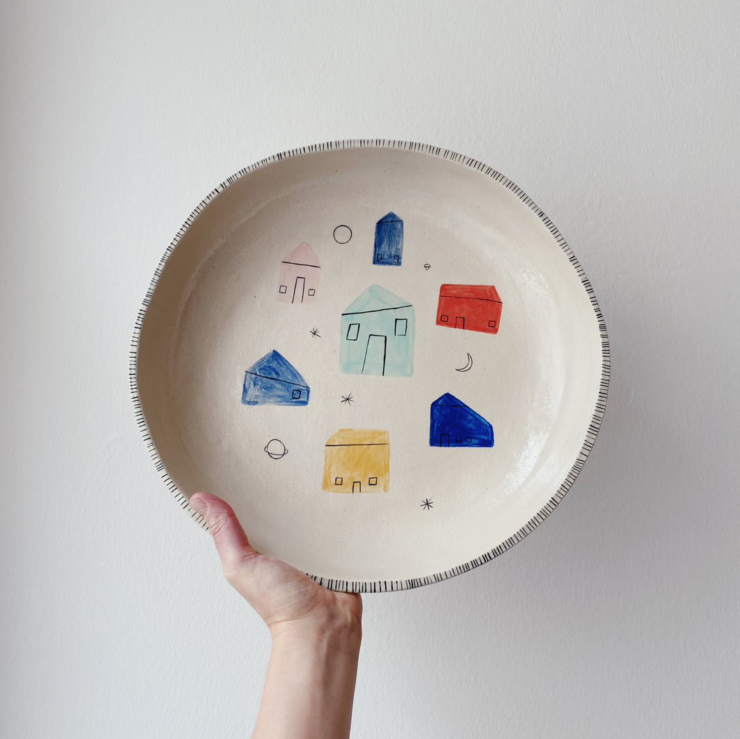 Bowl (XL) Houses 01