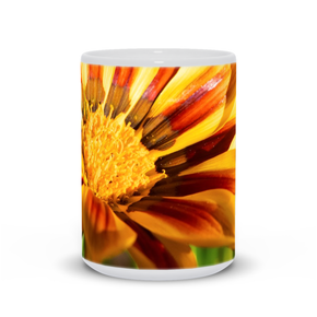 Yellow Daisy 2019 imprinted on a coffee mug.  Add a bit of brightness to the morning routine with one of our high quality, dishwasher and microwave safe classic mugs made from quality ceramic with a comfortable handle.
