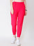 SCORPIUS CORAL SOLID TRACK PANT