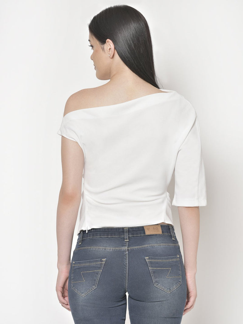 Cation White Solid Top