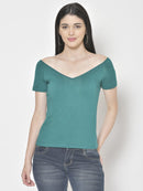 Cation Green Solid Top