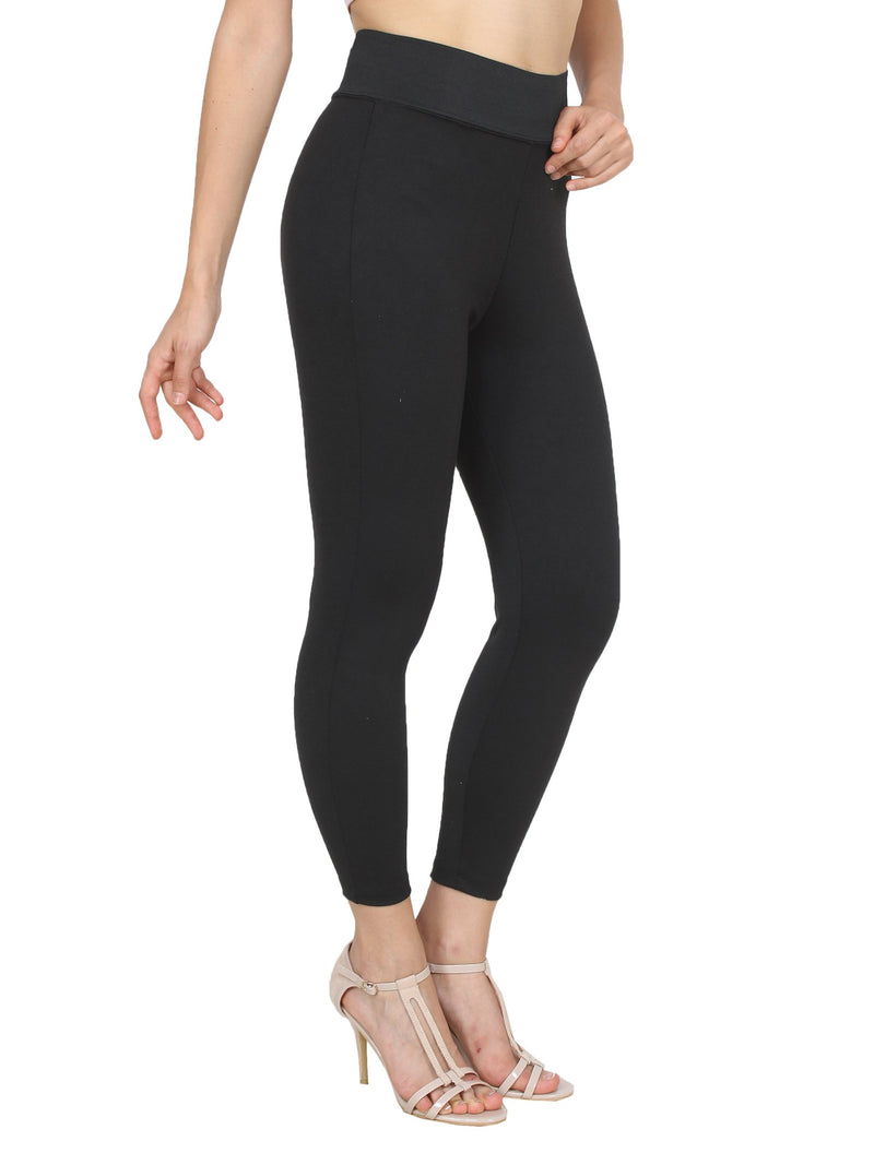 Black Solid jeggings