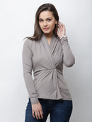 Cation Beige Solid Top