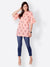 Cation Coral Printed Tunic