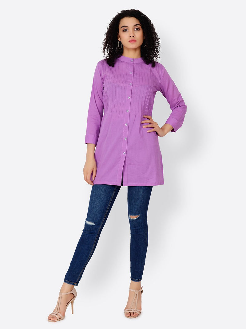Cation Lavender Tunic